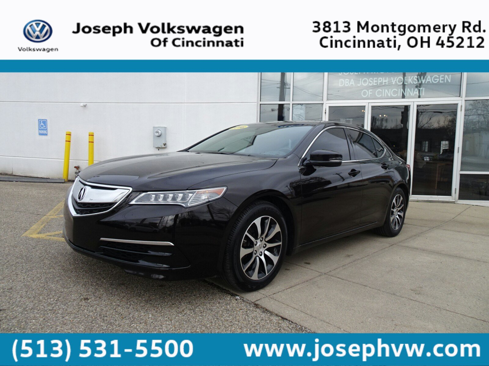 Pre-Owned 2016 Acura TLX 4DR SDN FWD