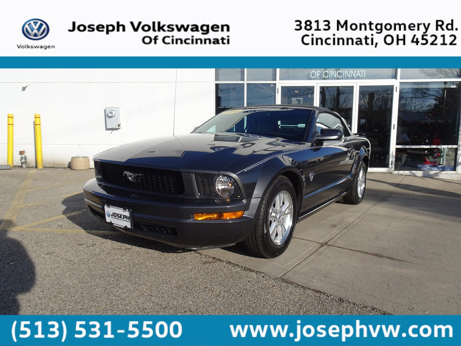 Pre-Owned 2009 Ford Mustang