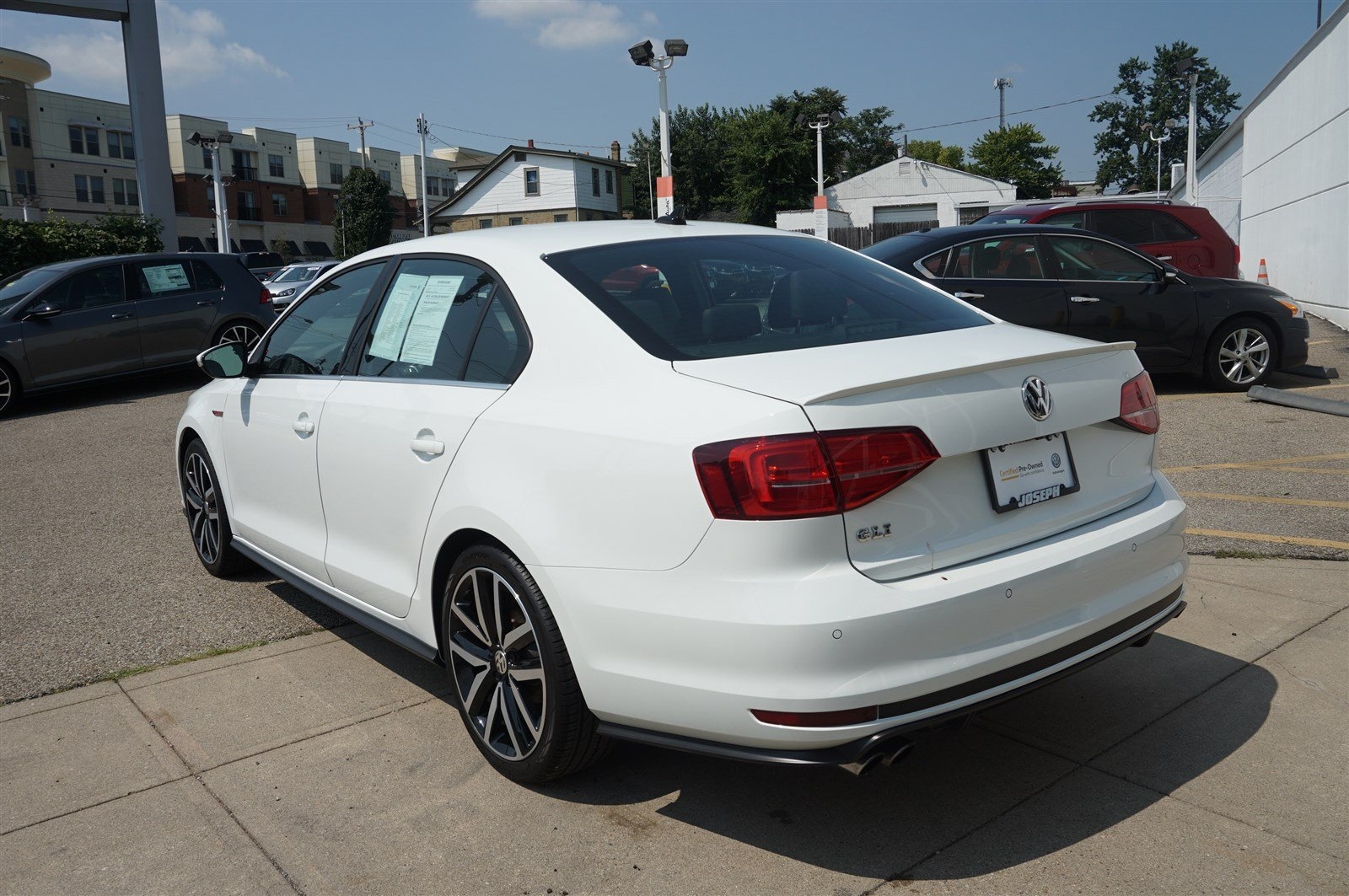 Pre Owned 2018 Volkswagen Jetta 20t Gli 4dr Car In Cincinnati Hooking Up The Vw Column Switch For Signal Lights And Headlight Dimmer